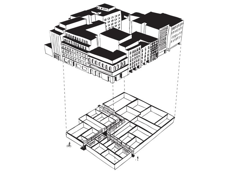Architecture Concept – Athènes