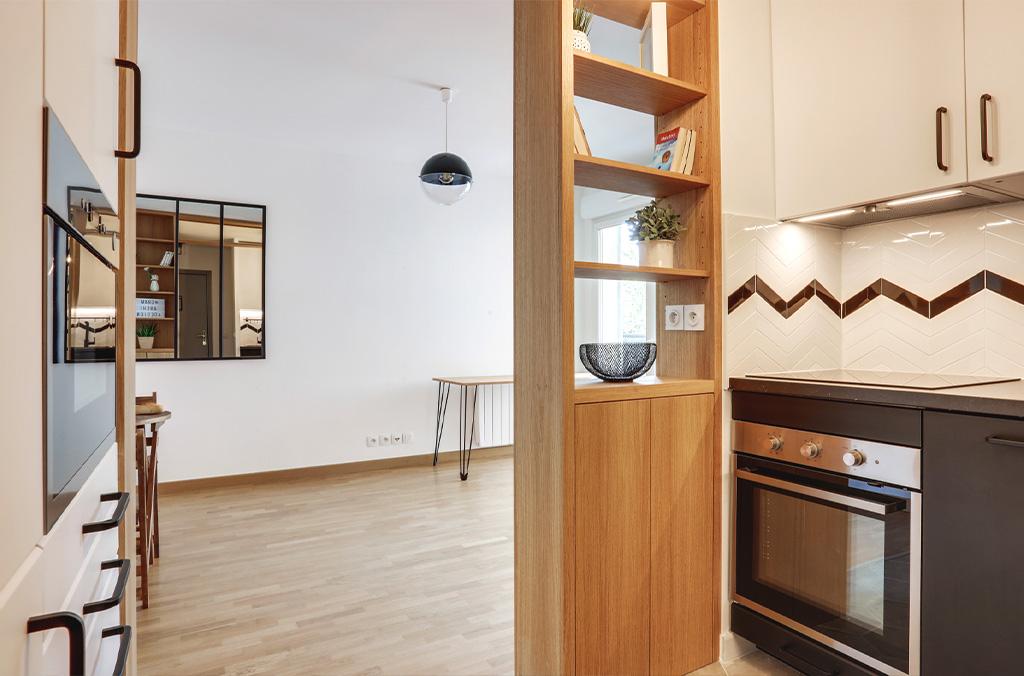 Rénovation partielle d'un appartement